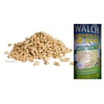 Granulés de bois / Pellets DIN+ | Palette de 72 sacs de 15 kg