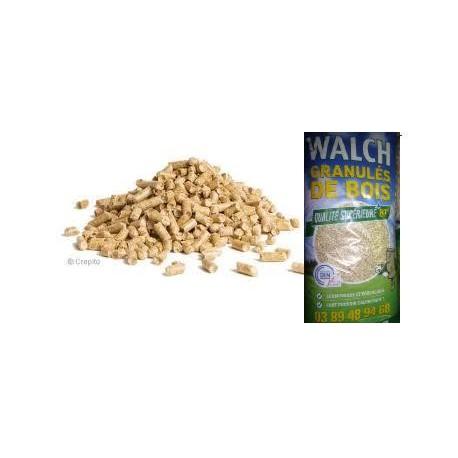 Vente de granul s de bois pellets - Granules de bois bricomarche ...